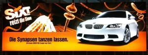 Mietwagenspecial von BMW bei Six