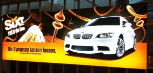 BWW Special bei Sixt am Airport München