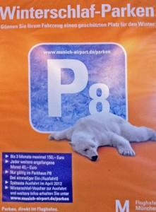 Eigenes Auto über den Winter unterstellen? Parkplätze am Flughafen München sind verfügbar