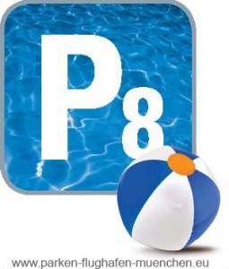 Günstig parken im Parkhaus P8