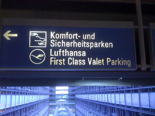 Audi-Sicherheits-Parken-Sch